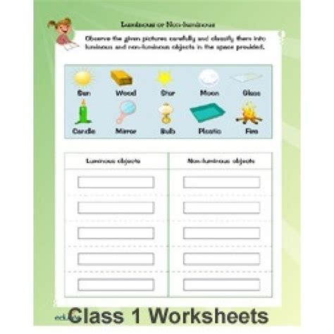 Free Printable Evs Worksheets For Class 1   all worksheets 187 free evs worksheets for class 1