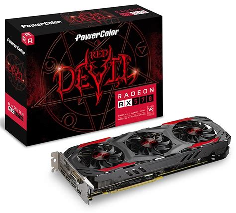 powercolor radeon rx 570 4gb graphics card review eteknix