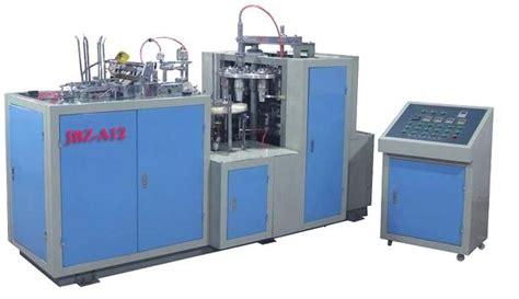 Paper Cup Machine - jbz a12 paper cup machine manufacturer manufacturer from