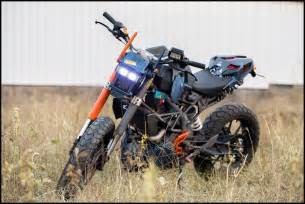 Ktm Duke 200 Design Ktm Duke 200 Chappie By Autologue Design Maxabout News