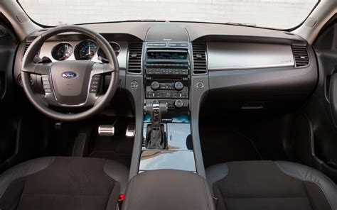 2009 Ford Taurus Interior by 2010 Ford Taurus Sho Test Motor Trend