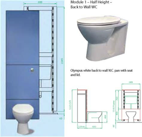 Install Plumbing ips panels integrated plumbing systems cubicle systems