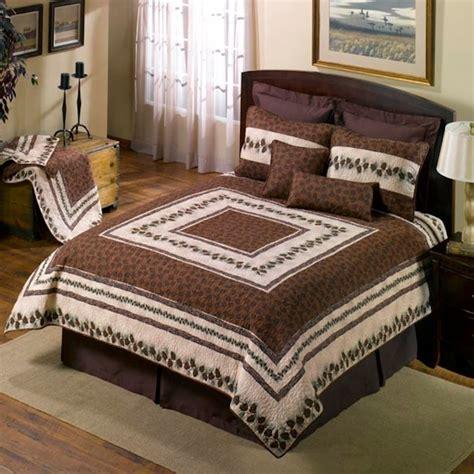 Pine Bed Set Pine Border Bed Set