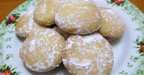 cara membuat makanan ringan dari tepung jagung resepi nannie biskut mentega salju