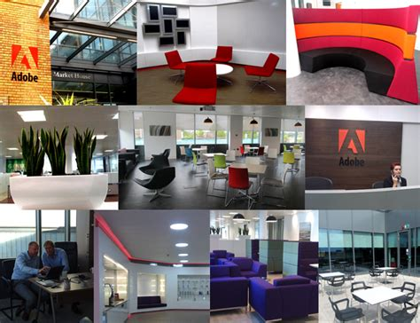 Adobe Office by New State Of The Art Emea Hq In Maidenhead Uk