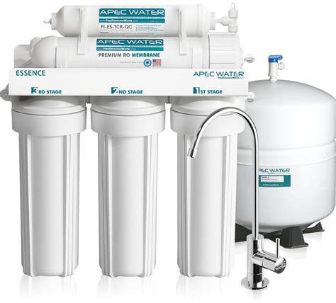 reverse osmosis filter apec water reverse osmosis water filtration system review