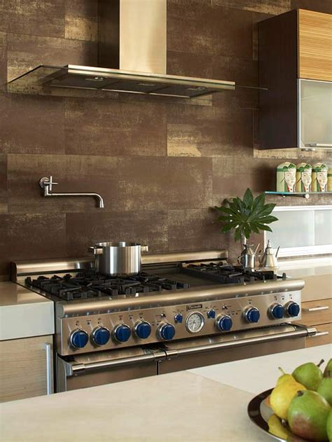 rustic backsplash ideas about kitchen pinterest tile
