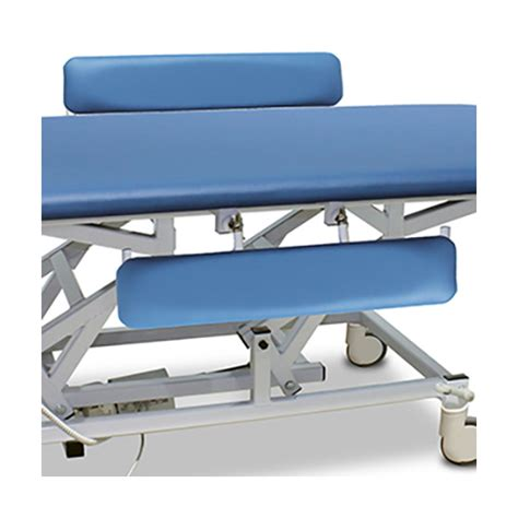 therapy couches uk pair of side support rail cushions for bristol maid