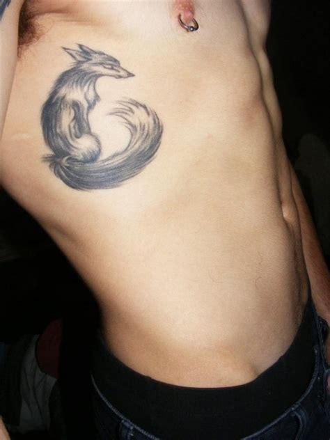kitsune tattoo kitsune fox