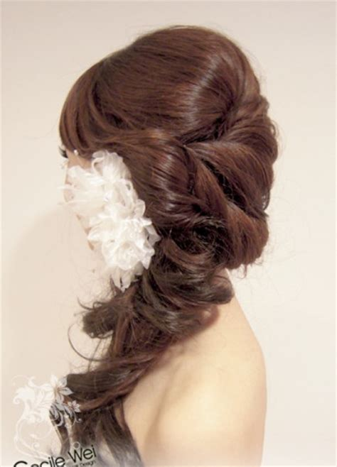 Best Hairstyles For Wedding by The Gallery For Gt Hairstyle For In Wedding 2014