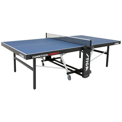stiga table tennis table stiga competition compact ittf indoor table tennis table