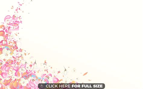 flowers background anime flower background hd wallpaper