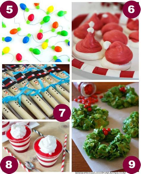 31 days of christmas food crafts