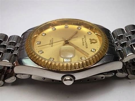 Titus Panther Automatic solvil et titus panther day date automatic s