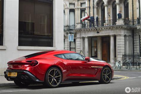 Aston Martin Zagato For Sale by Aston Martin Vanquish Zagato 18 March 2017 Autogespot