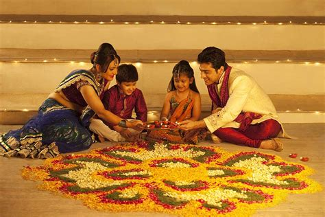 Foundation For Homes by The 5 Best Places To Celebrate Deepavali In India