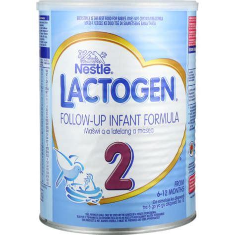 Formula Lactogen 1 Nestle Lactogen Stage 2 Follow Up Formula 1 8kg Clicks
