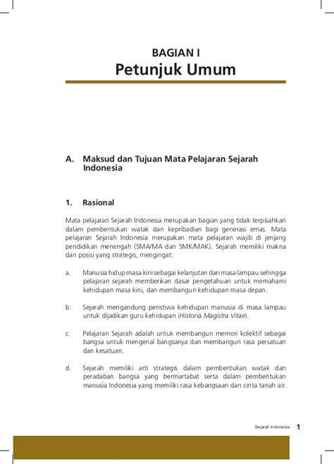 Governance Bagian Kedua Edisi Revisi buku pegangan guru sejarah indonesia sma smk kelas 10 kurikulum 2013