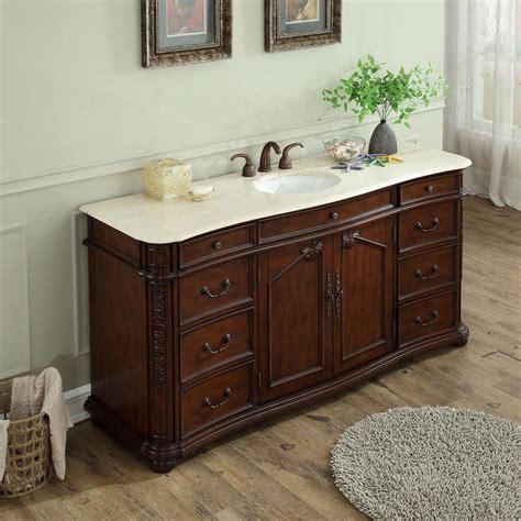 72 sink vanity marble top g3181 72 single sink vanity marfil marble top cabinet