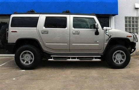 pewter 2004 hummer h2 paint cross reference