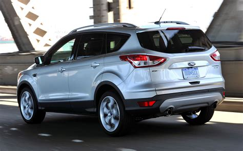ford crossover escape then and now 12 years of the ford escape crossovers