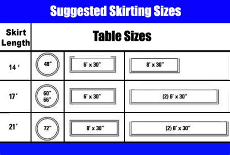 what size tablecloth for 6ft rectangular table premier table linens tablecloth calculator