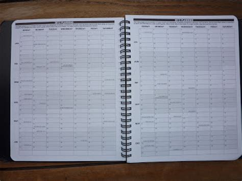 detailed day planner plannerisms planner pad