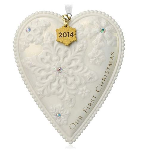 2014 our first christmas hallmark ornament hooked on