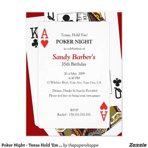 Casino Night Birthday Party Invitation Template Casino Birthday Invitation Templates