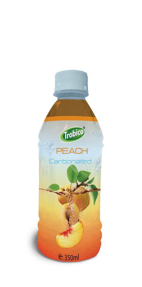 Fruit Tea Yuzu Pet 350ml co2 juice 350ml trobico oem beverage manufacturers