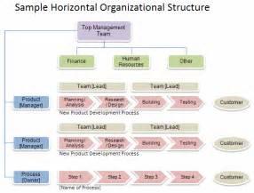 matrix organizational structure images