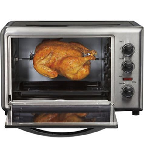 Hamilton Countertop Oven With Convection And Rotisserie by Hamilton Countertop Convection Toaster Oven W