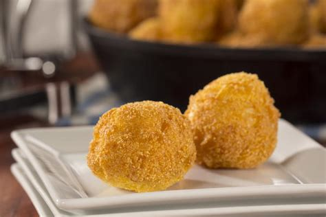 cornbread hush puppies corn souffle hush puppies mrfood