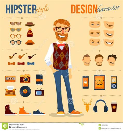 7x Sunglasses 2 Pack character pack stock vector image 48186705