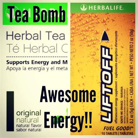 Teh Energi Herbalife awesome energy herbalife tea mixed with herbalife