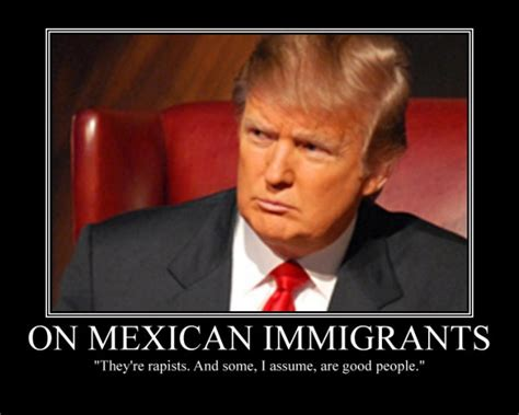 donald trump quotes immigration quotes by donald h mcgannon like success