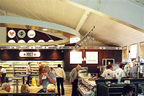 design interior pret cafe interior design pret a manger luton airport