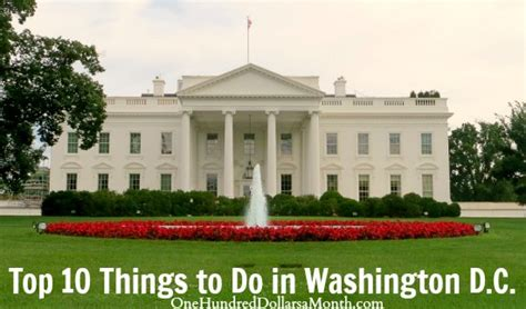 top 10 washington dc eyewitness top 10 travel guide books top 10 things to do in washington d c one hundred