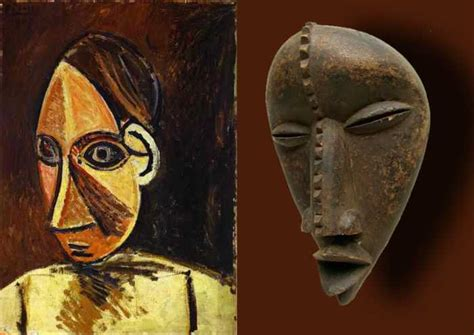 picasso paintings west contextual influences in and design cubism