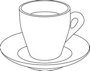 tasse avec soucoupe dory fr coloriages