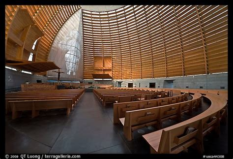 picture photo oakland cathedral interior designed by