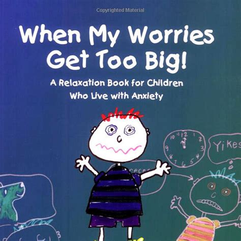 Pdf When Worries Get Big by Books For On The Autism Spectrum Parenting