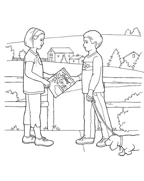 lds coloring pages 45 best lds primary coloring pages images on
