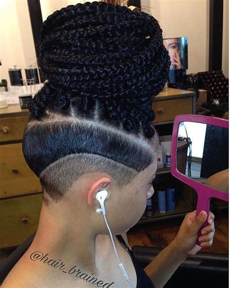 shaved hair with plaits 220 ber 1 000 ideen zu rastaz 246 pfe auf pinterest sidecut