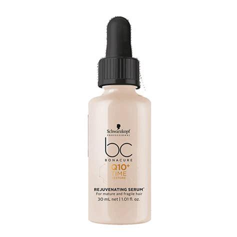 Q10 Bonacure Hair Therapy schwarzkopf bc bonacure q10 time restore serum 30ml