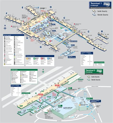 msp map map of minneapolis airport kelloggrealtyinc
