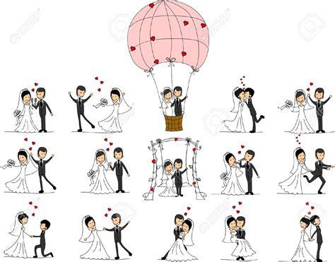 braut comic cartoon wedding vector pesquisa google weddings