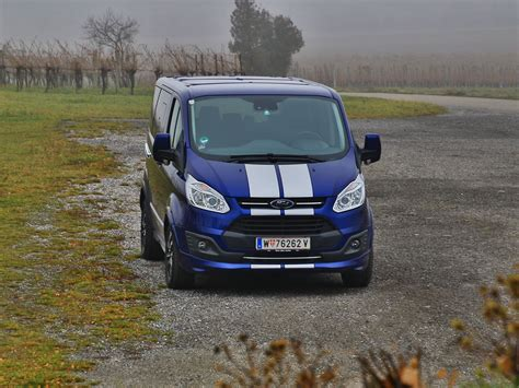 ford tourneo custom tuning ford tourneo custom 2 0 tdci 170 ps at sport testbericht