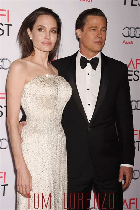 by the sea afi review angelina jolie pitt stages dreary angelina jolie and brad pitt at the quot by the sea quot 2015 afi