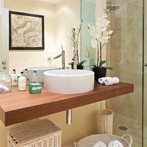 Washroom Countertops by 36 Banheiros Modernos E Contempor 226 Neos Dicas De Cores E